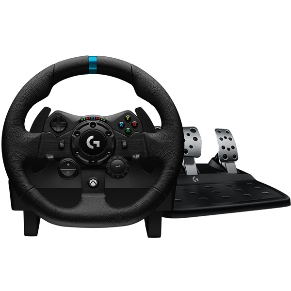 Logitech G923 Racing Wheel and Pedals Xbox One/PC kormány + pedálsor - 2