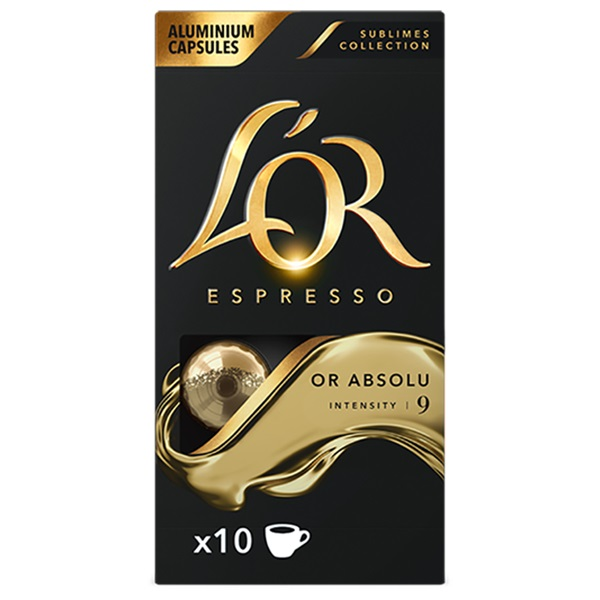 L'OR Sublimes Or Absolu 10db a PlayIT Store-nál most bruttó 15.999 Ft.