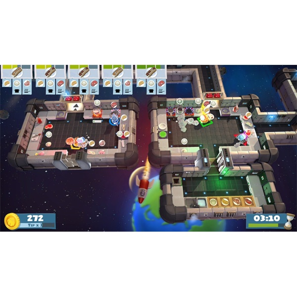 Overcooked All You Can Eat PS4/PS5 játékszoftver - 3