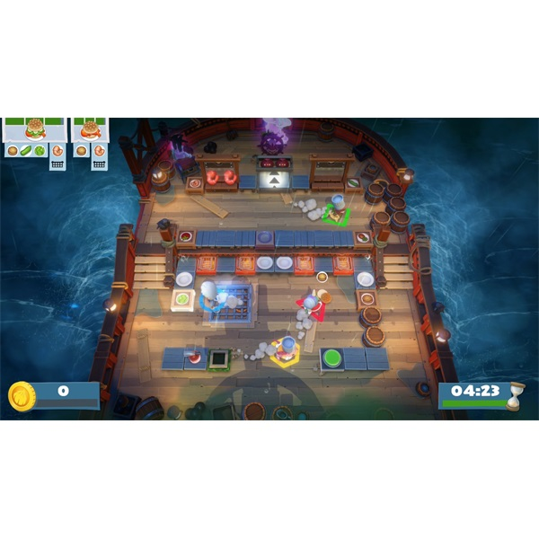 Overcooked All You Can Eat PS4/PS5 játékszoftver - 5