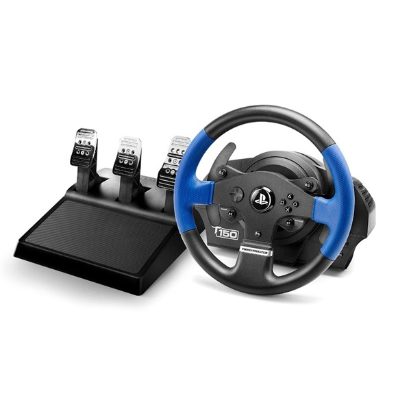 Thrustmaster 4160696 T150RS Pro Force Feedback PC/PS3/PS4/PS5 versenykormány - 2